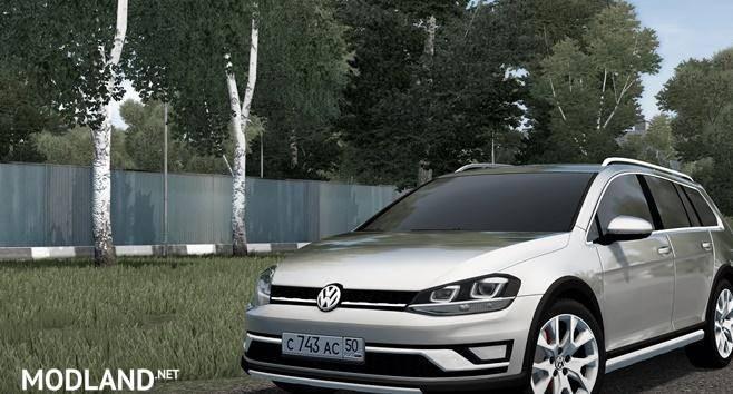 Volkswagen Golf Alltrack 2015 [1.5.9]